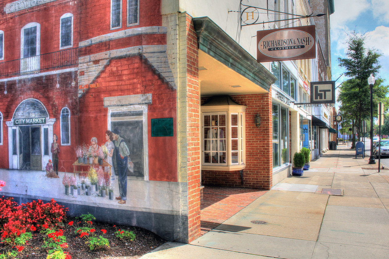 Main Street - Downtown Suffolk, VA