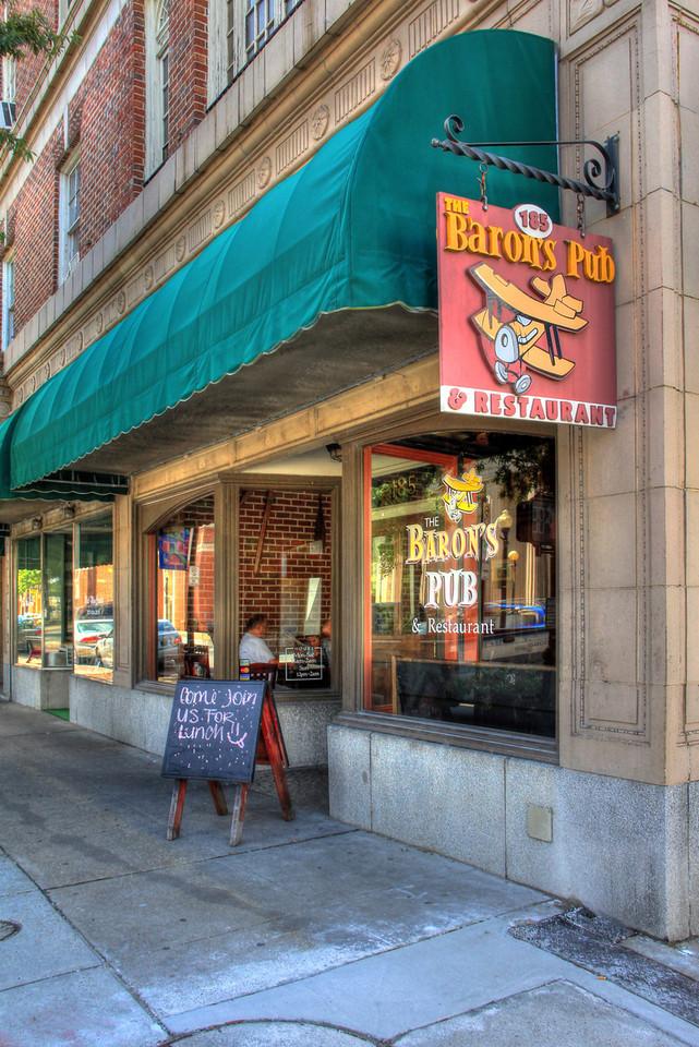 Baron's Pub - Downtown Suffolk, VA