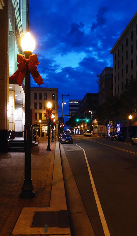 Night Skies over Granby Street