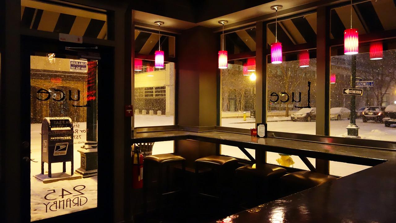 Luce Restaurant on Granby