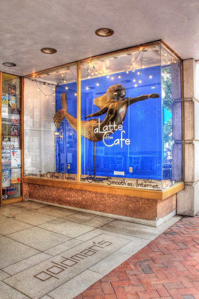 aLatte Coffee Cafe