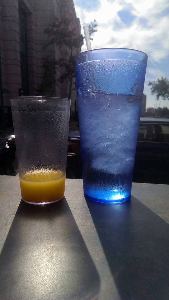 Thirst Quincher at D'Egg