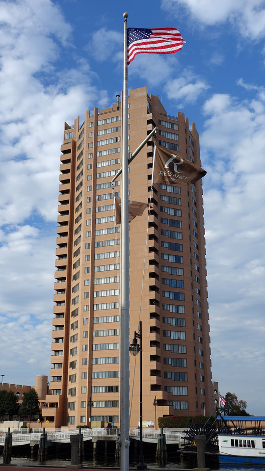 Harbor Towers in Portsmouth