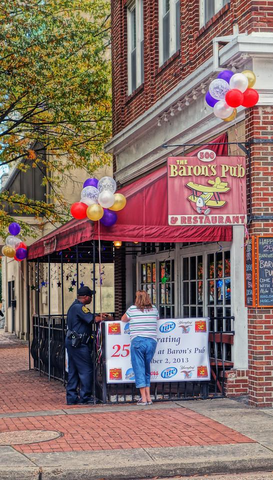 Baron's Pub on High Street